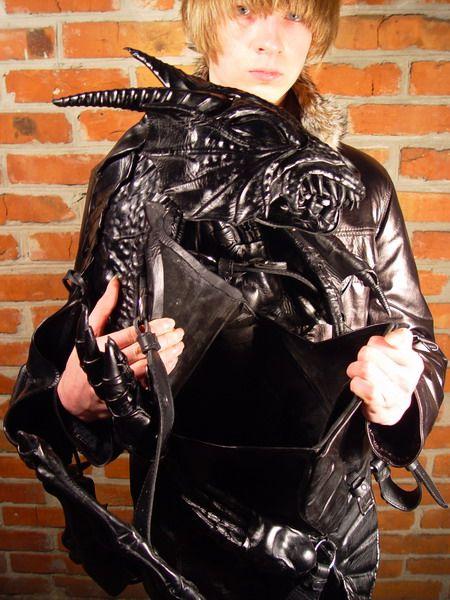 Bob Basset s Lair – New Dragon Backpack. Новый рюкзак дракон. 273d486163