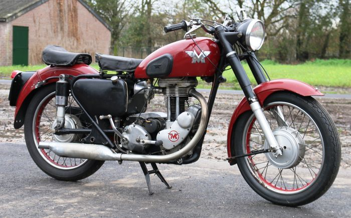 Catawiki online auction house: Matchless 350cc G3L - 1956