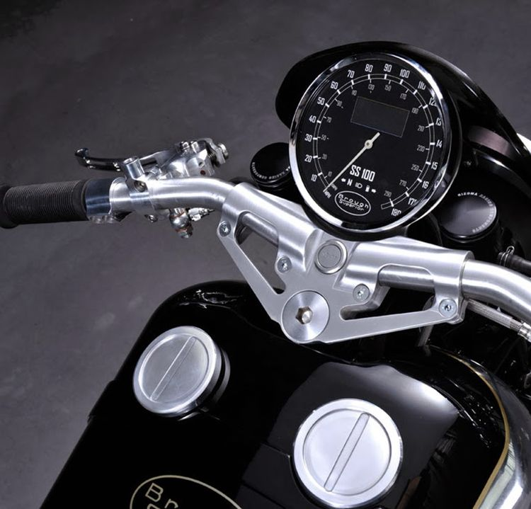 the new Brough SS100