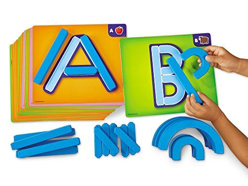 Lakeshore Magnetic Letter Builders 24 Piece Set
