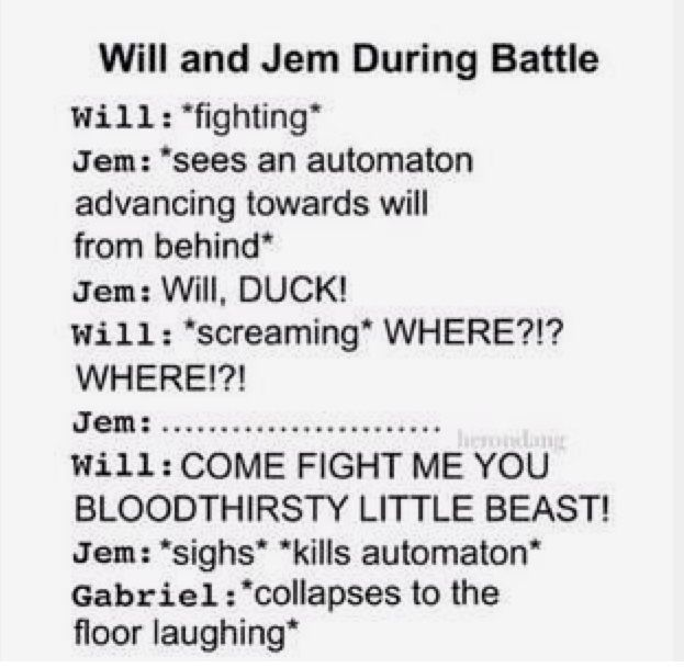 #wattpad #fanfiction Memes for the Infernal Devices