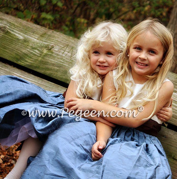 177411485d4 Sisters....  ) Flower Girl Dresses by Pegeen