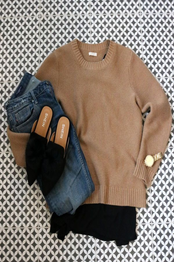 Jeans & Sweaters
