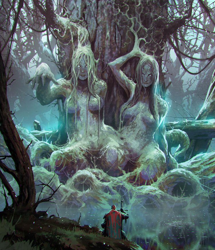 -witches of the forest- by ömer tunçhave fun...