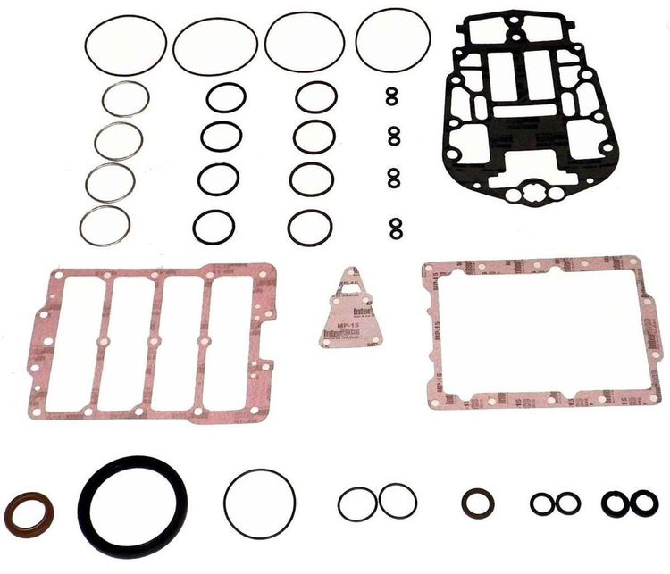 Details about Johnson / Evinrude 115 / 130 Hp V4 E-Tec Gask