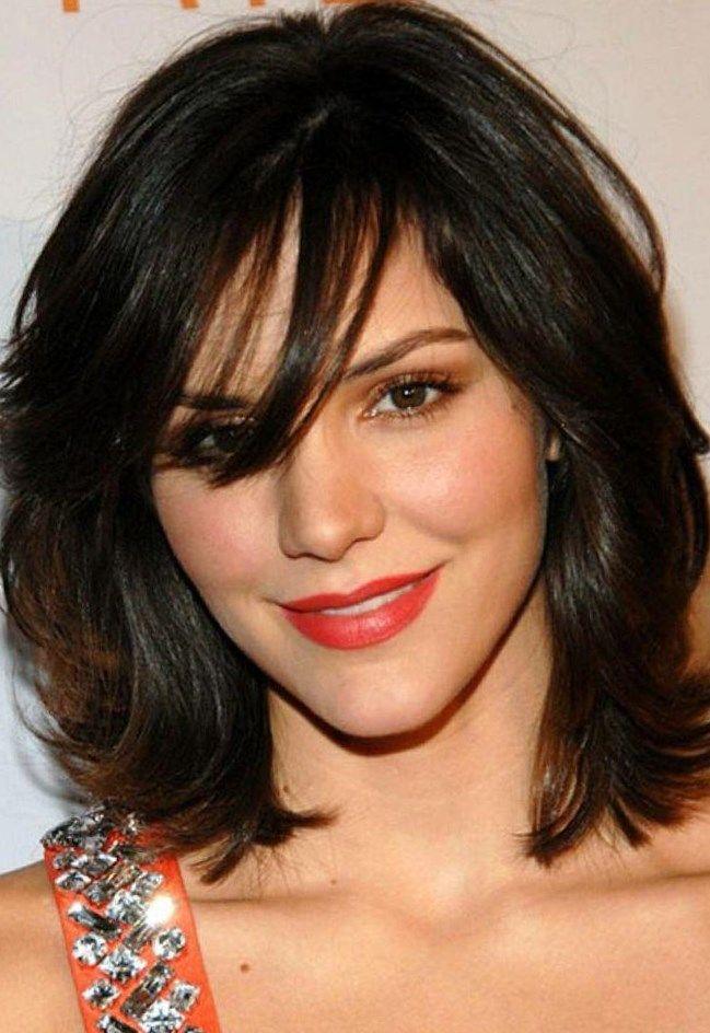 Stufenschnitt Schulterlanges Haar Frisuren Trendfrisuren2