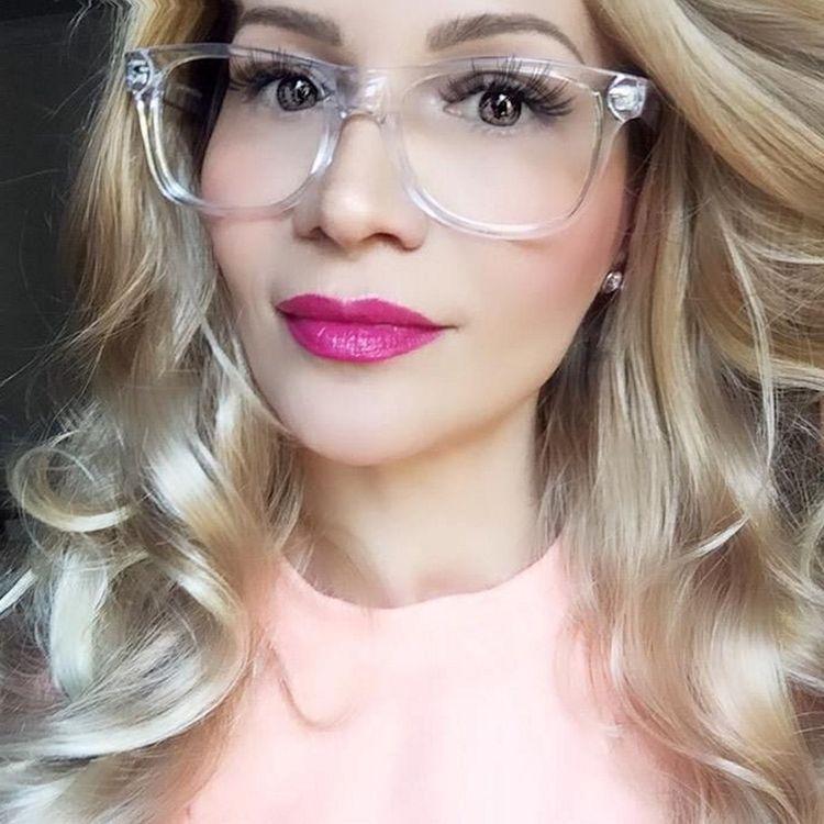 9d8004b53e 51 Clear Glasses Frame For Women s Fashion Ideas
