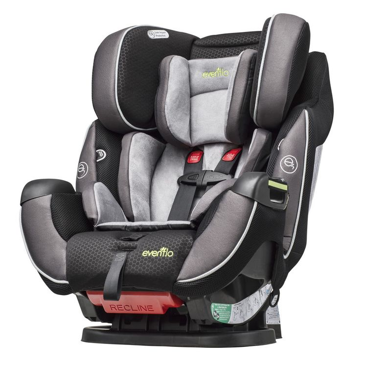 Evenflo Symphony Lx Car Seat Crete All In One