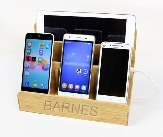 Charging Station Organizer Wood Best Docking Stations Dock The Christmas Gifts For Men