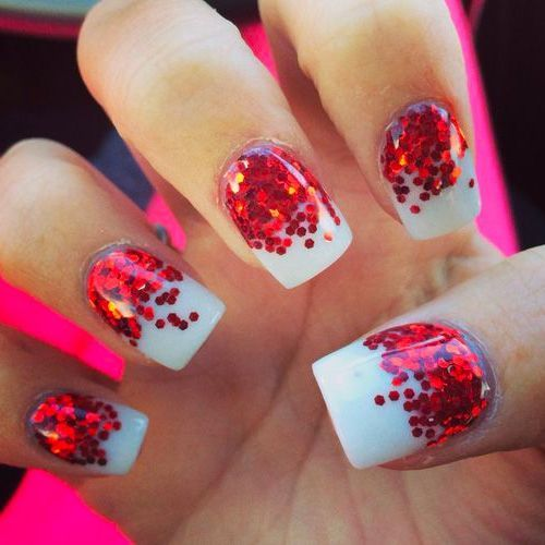Best Valentine S Day Nails For 2018 44 Heartwarming Nail