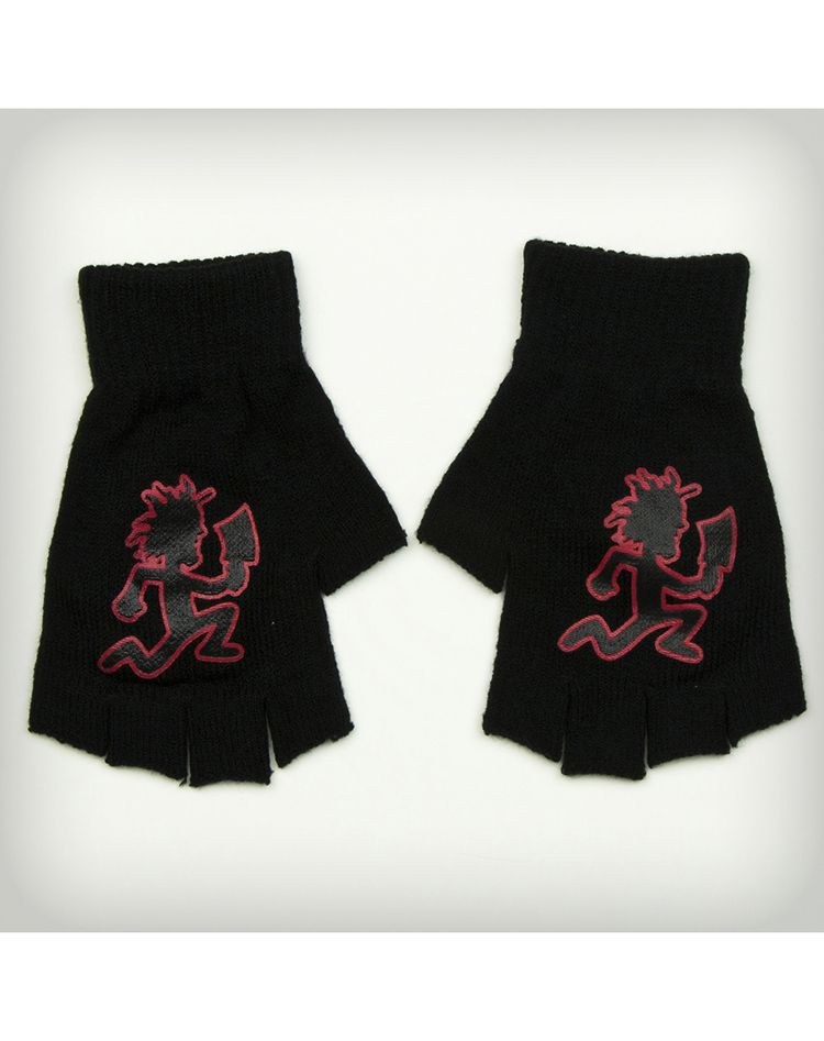 d18b66c6a92 Insane Clown Posse Red Hatchetman Fingerless Gloves