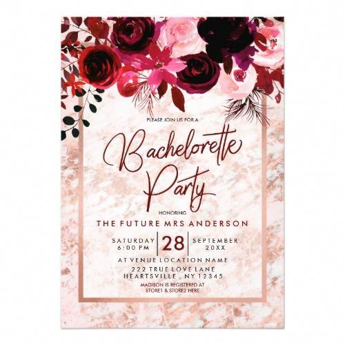 Bachelorette Party Template Awesome Bachelorette Party Invites 10
