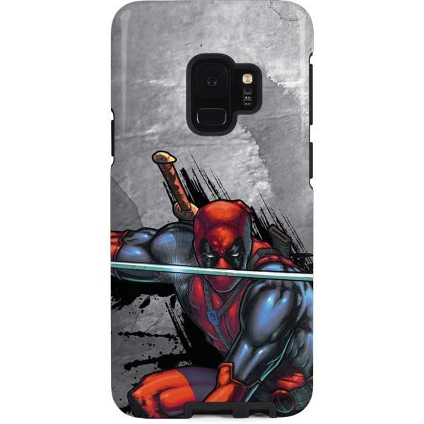 ff474204d5c3 Deadpool Unsheathed Galaxy S9 Pro Case