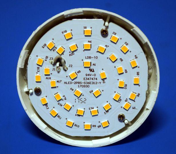Teardown: LED Bulb Yields Tiny UPS
