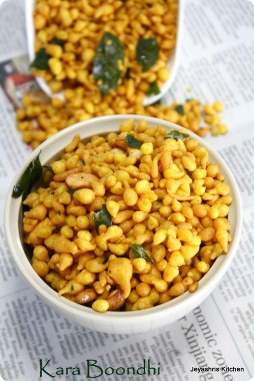 Kara Boondhi. A Delightful and Addictive Crunchy Indian Snack!