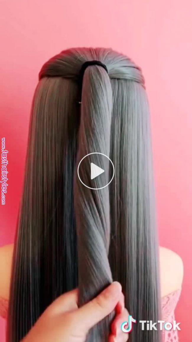 #hairstyle #tutorial # staytune4nxtvideo #foryou @tiktok_india