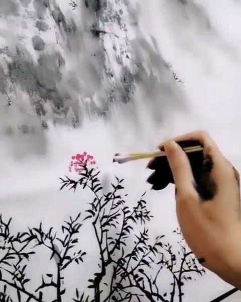 Great art by ID: 857472391 (Döuyin App)