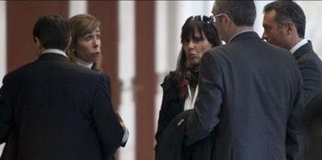 La jueza prohíbe la difusión de la conversación de Camacho con la examante de Jordi Pujol Ferrusola