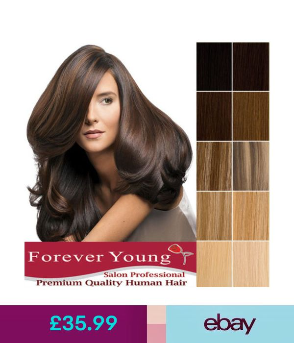 Forever Young Hair Extensions Ebay Health Beauty