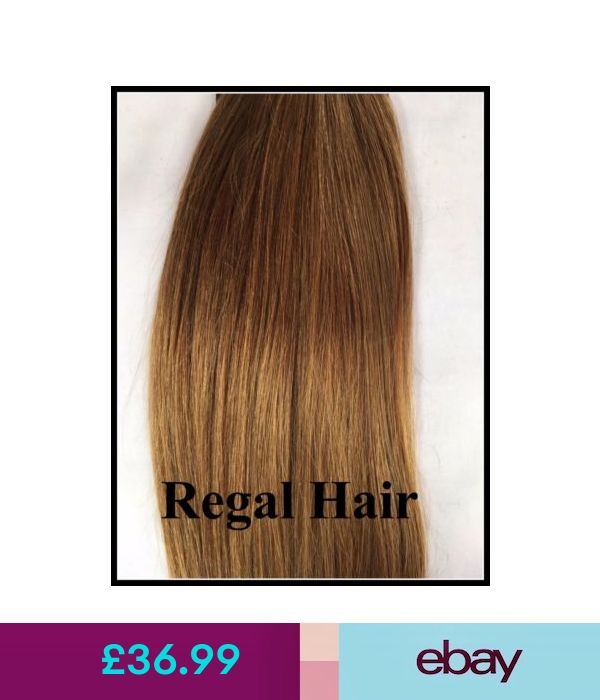 20nano Tipsrings 612 Dipdye Ombre Straight Human Hair