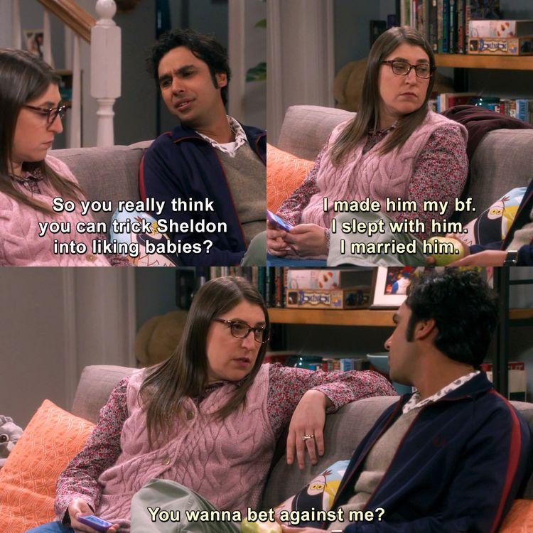 The Big Bang Theory - The Conference Valuation #AmyFarrahFowler #RajKoothrappali #Shamy #TheBigBangTheory #TheConferenceValuation #tbbt #bigbangtheory #bbt #comedy #funnymemes
