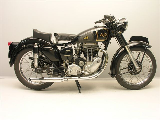 AJS 18S 500 cc 1952 - List of motorcycles of the 1950s - Wikipedia