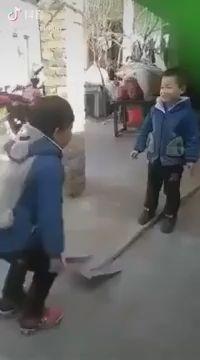 Kids are fun.