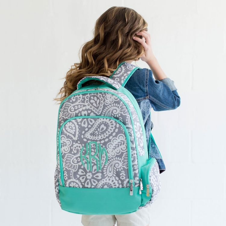 Personalized Backpack Bookbag Kids School Tote Bag f0cb734269