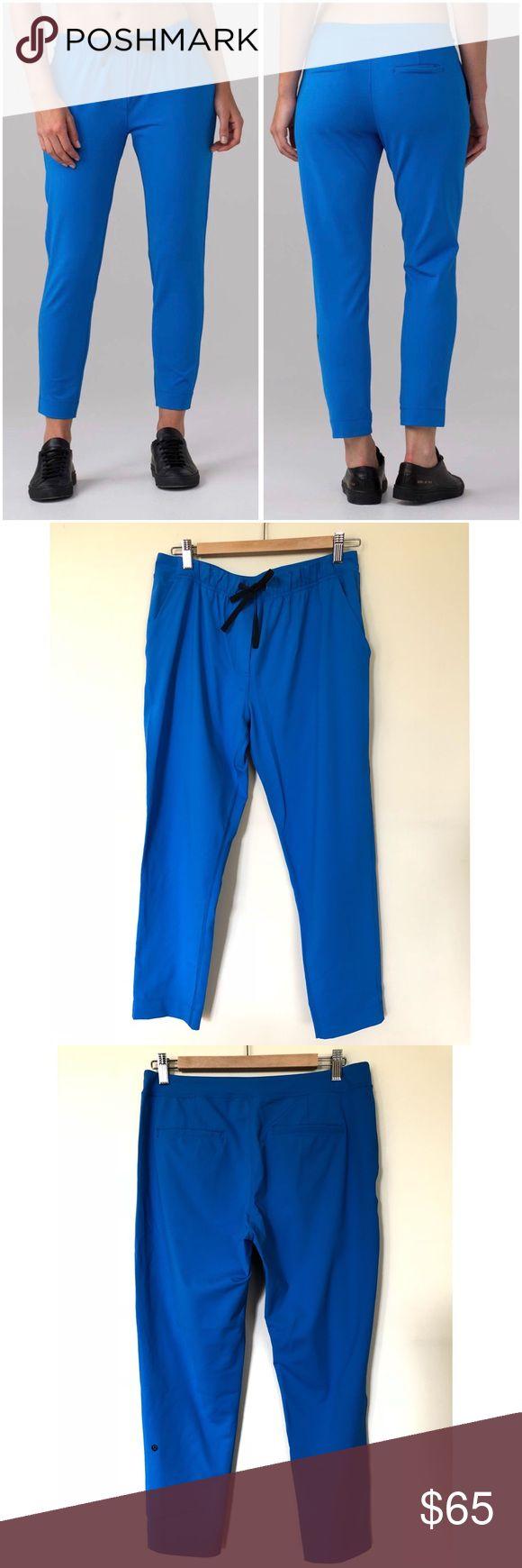 178880580 NWOT Lululemon Jet Crop Slim Pant Lululemon Jet Crop Slim Pant (New without  Tags)