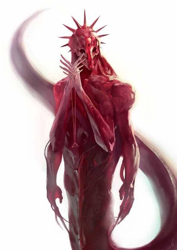 Alien Design By Oscar Romer