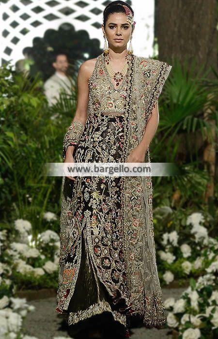 6d90660009 Elegant Wedding Dresses Bridal Anarkali Dresses Orlando Florida USA with  Lehenga