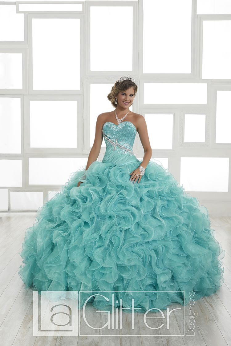 c07ee551 House of Wu 24025 Sweetheart Neck Quinceanera Gown