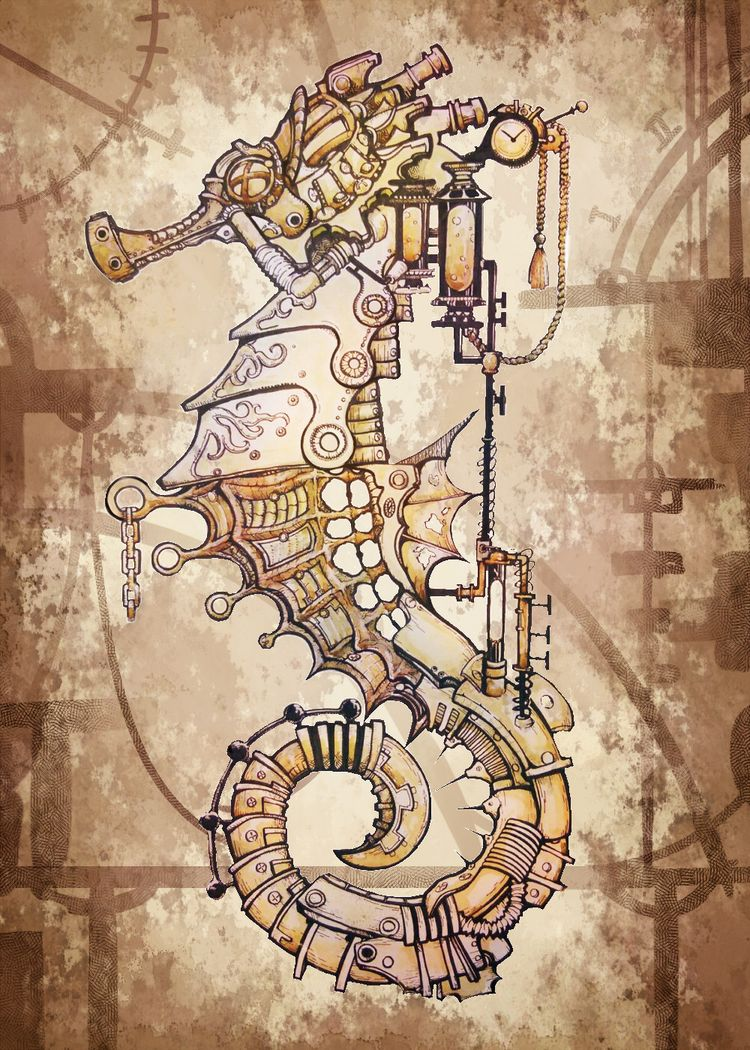 Tendências Steampunk