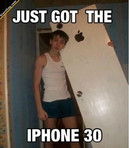 Just Got The New Iphone 30 | Click the link to view full image and description : )