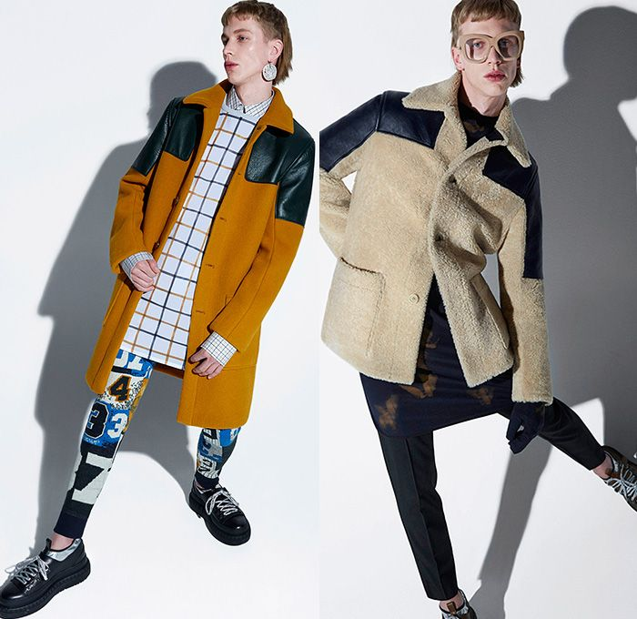 8a31417ee08 Acne Studios 2015-2016 Fall Autumn Winter Mens Lookbook Presentation - Mode  à Paris Fashion