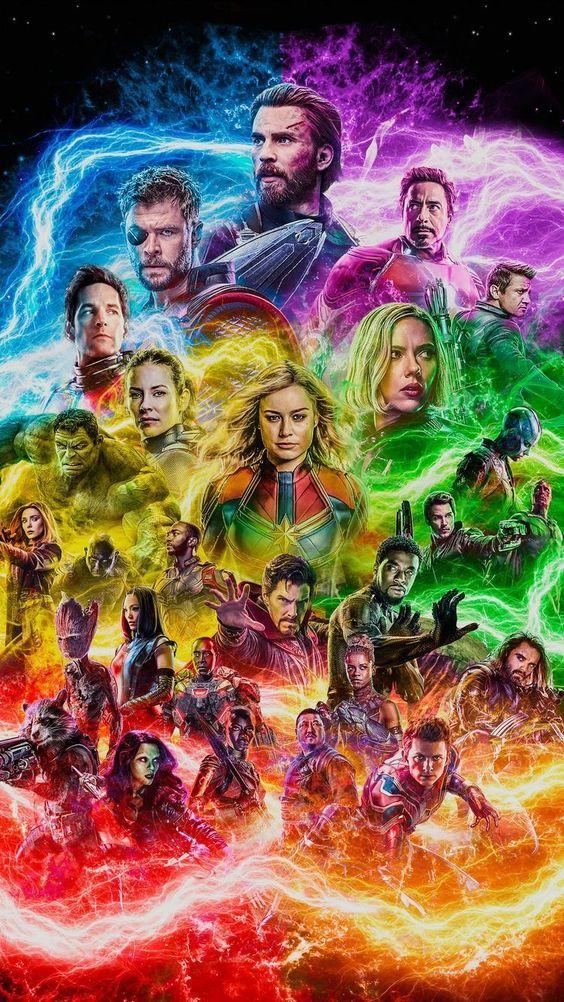 【M-THAI】 ดู หนัง Avengers-endgame เต็ม 2019 【1080P-HD】
