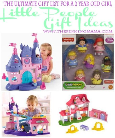 little people gift ideas are perfect for a 2 year old - 2 Year Old Christmas Ideas