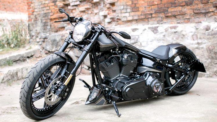 "▷ Harley-Davidson HD Breakout ""Huracan"" by Nine Hills"