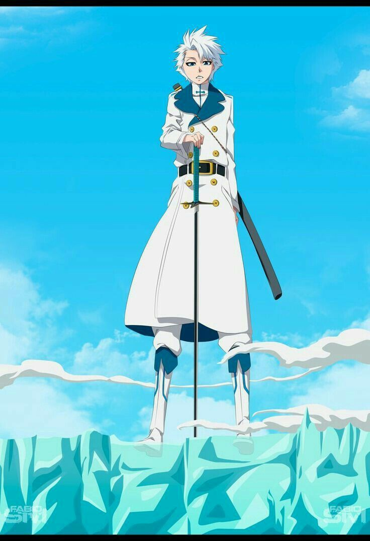 Image result for toshiro in quincy attire