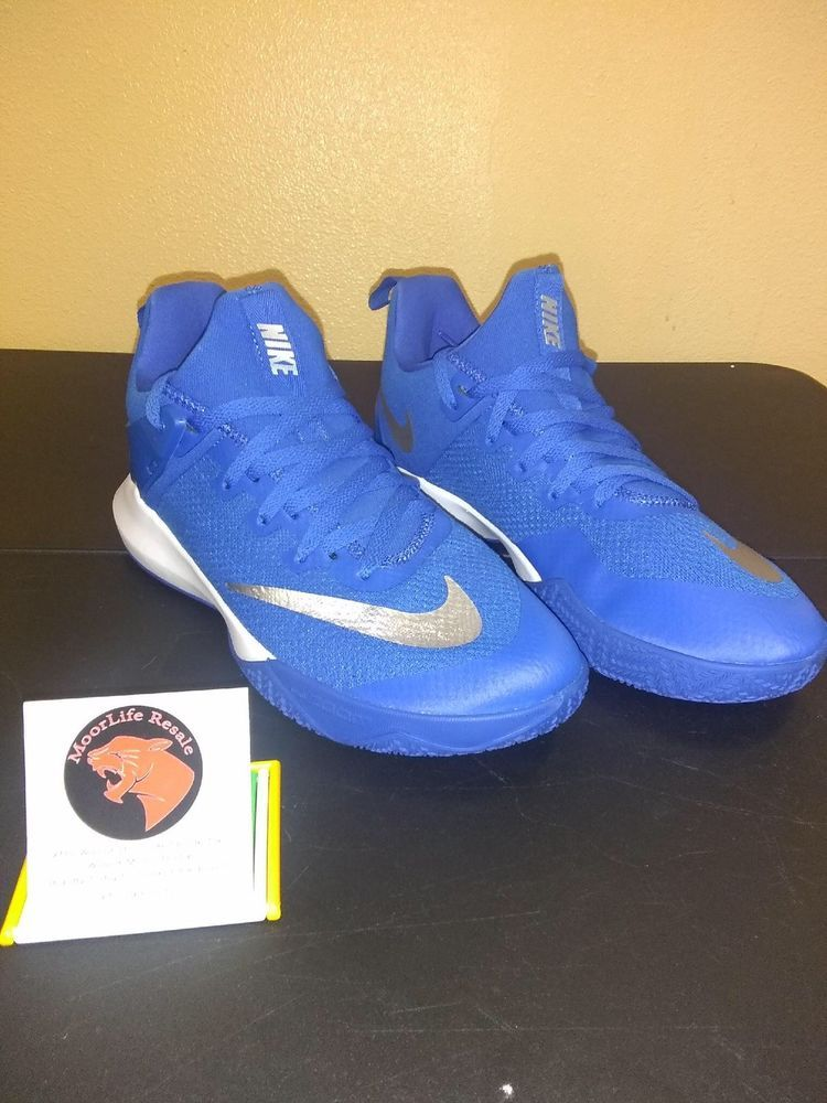Nike Zoom Shift Mens Size 8 TB Blue White 897811-400 Basketball Shoes   fashion  clothing  shoes  accessories  mensshoes  athleticshoes (ebay link) 74af4115f
