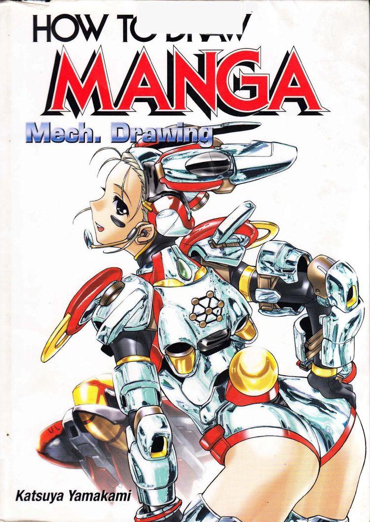 Como desenhar mangá vol 32 mech desenho