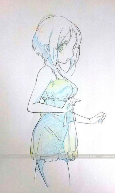 14 meninas do anime quente pictues