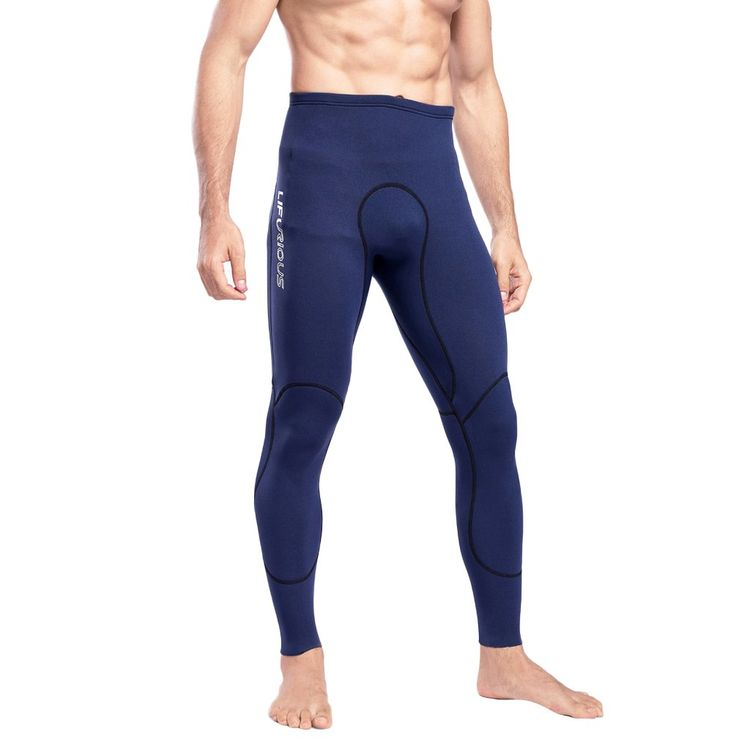 Canoeing - MagiDeal Mens 1.5mm Neoprene Diving Long Pants F d0c114c15