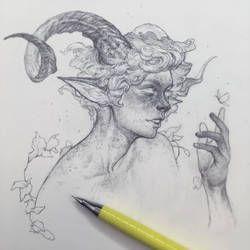 Vonn Sketch - 2.1.18