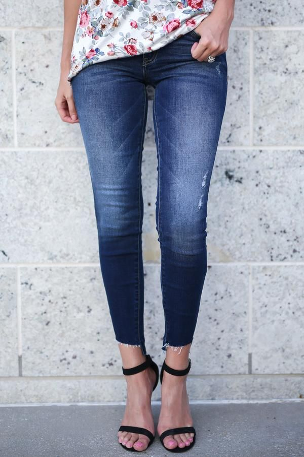 f641c42bc539 KAN CAN Skinny Jeans - Victoria Wash