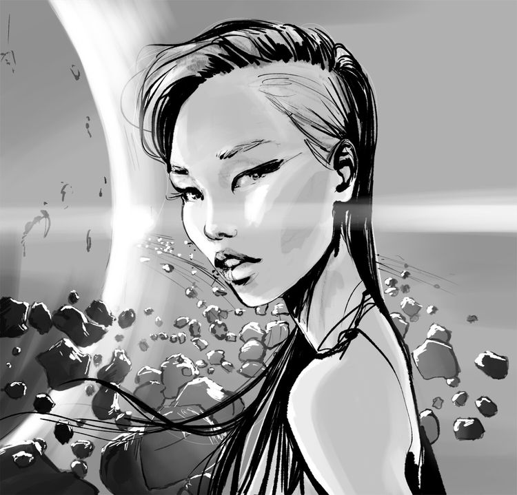 Guerreiro Espiritual 16, Izabela Arsovska-Braukmann