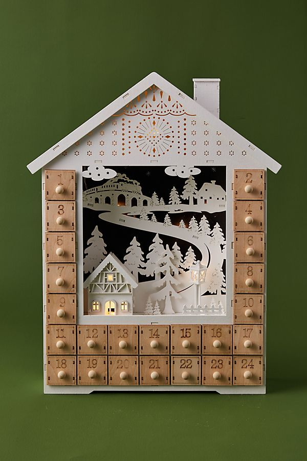 Advent Calendars - Family Traditions - The Inspired Room