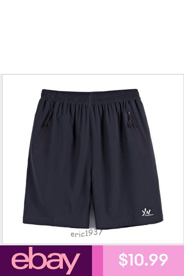 d24f382b9bb3a XL-10XL mens pants Shorts Summer waterproof Beach shorts Loose size Sport  casual
