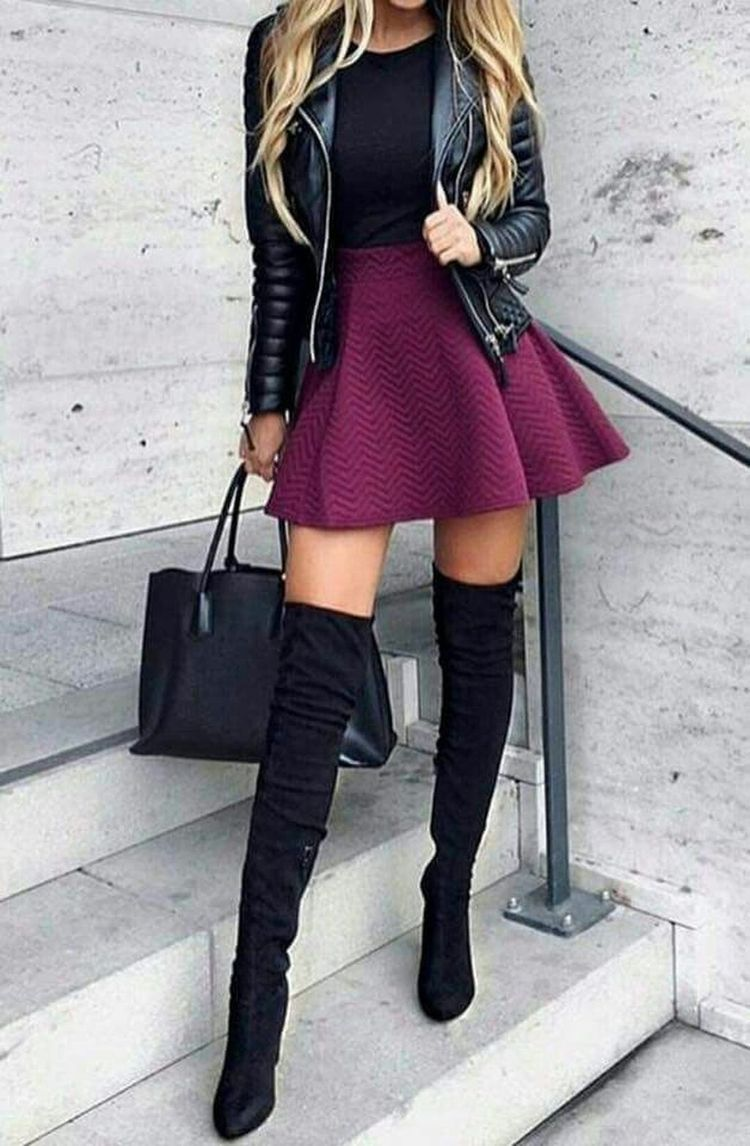 40+ Extraordinary Girly Fall Outfit Ideas That You Should Try