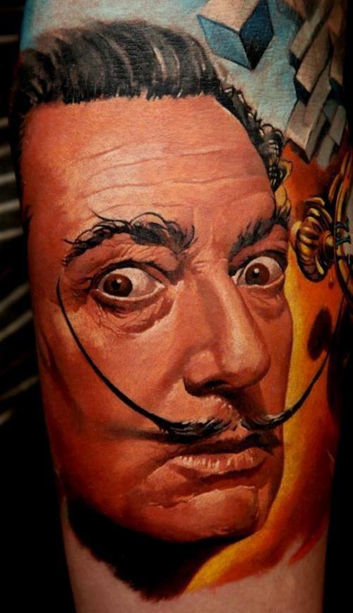 Tatuagens incríveis por Dmitriy Samohin